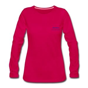 Womens long sleeve shirt - Women's Premium Longsleeve Shirt