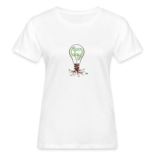 T-shirt Dam ECOday - Ekologisk T-shirt dam