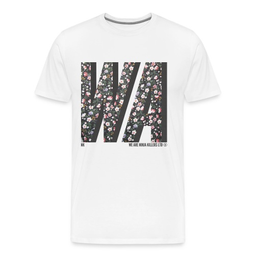 WANK - Men's Premium T-Shirt