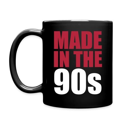 90s Tasse - Tasse einfarbig