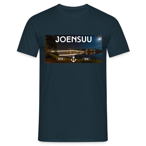 Ylisoutajan silta - Joensuu - Miesten t-paita