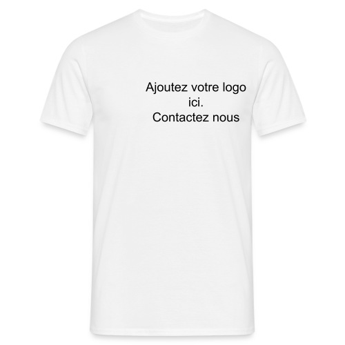 Tshirt Personnalisable - T-shirt Homme