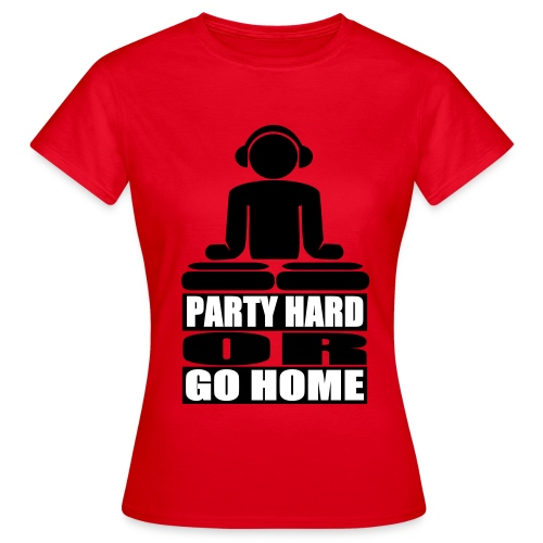 Partytime - Women's T-Shirt