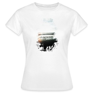 I'd rather be on the beach - Frauen T-Shirt