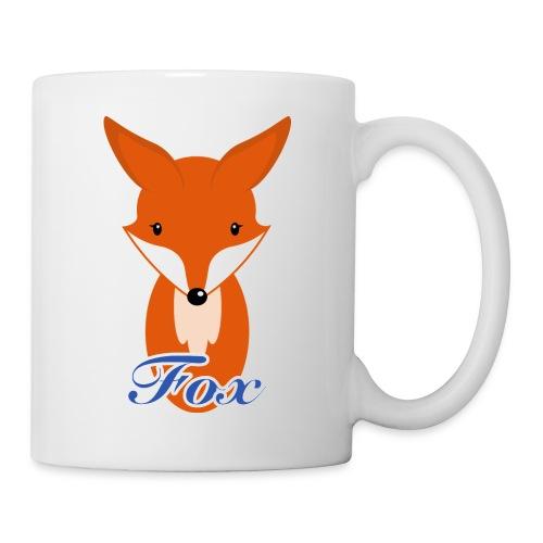 Fuchs Retro Style Tassen & Zubehör - Tasse