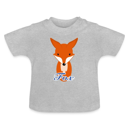 Fuchs Retro Style T-Shirts - Baby T-Shirt