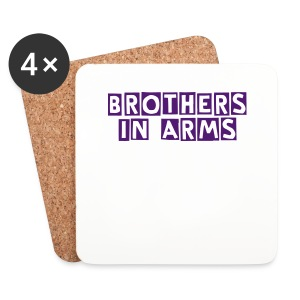 Clan Name Coaster Set - Coasters (set of 4)