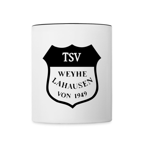 Tasse TSVWL - Tasse zweifarbig