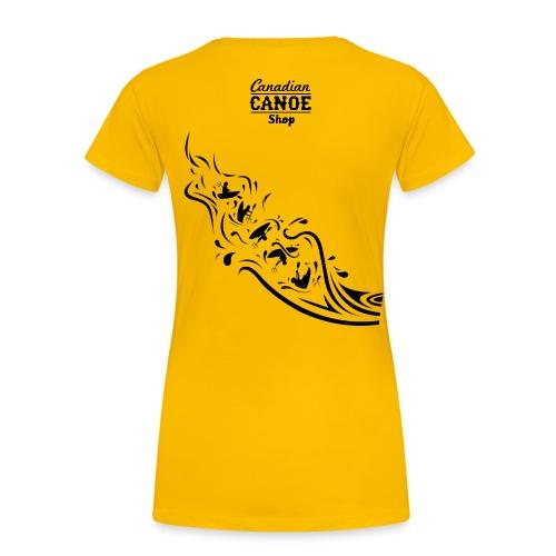Freestyle-Shirt Frauen - Frauen Premium T-Shirt
