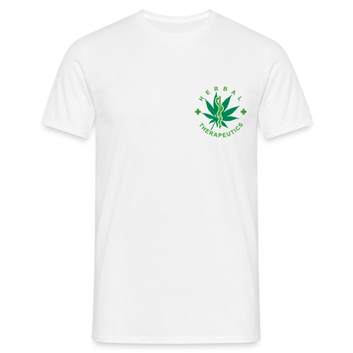 Jamaican Nurse - Men's T-Shirt