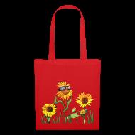 Taschen & Rucksäcke ~ Stoffbeutel ~ Stoffbeutel Sonnenblume