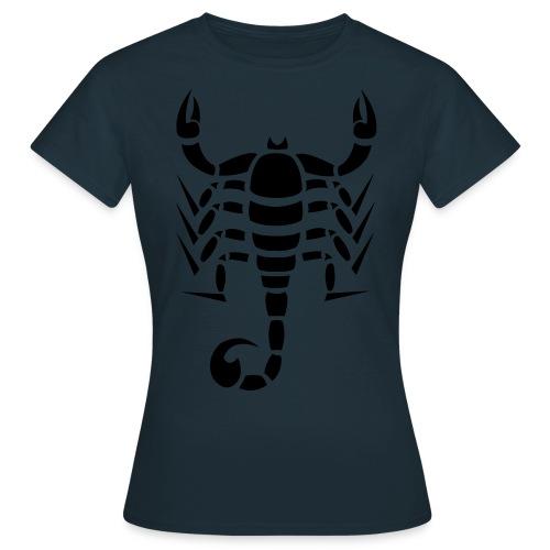 Skorpion  - Frauen T-Shirt