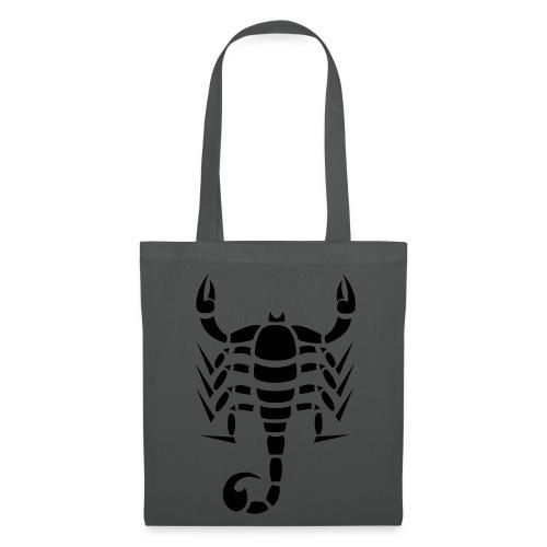 Skorpion  - Stoffbeutel