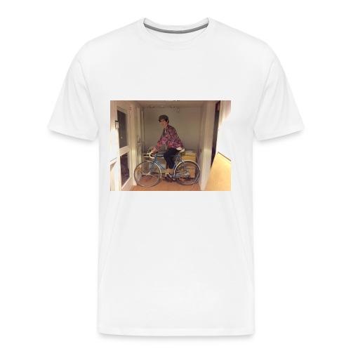 Cykeltröjan - Premium-T-shirt herr
