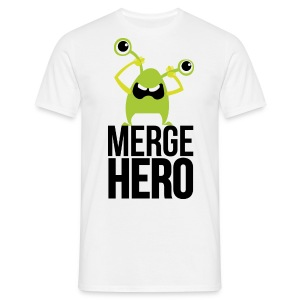 Monster Merge Hero T-Shirts - Männer T-Shirt