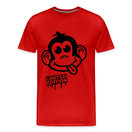 Limited Monkey - Men's Premium T-Shirt