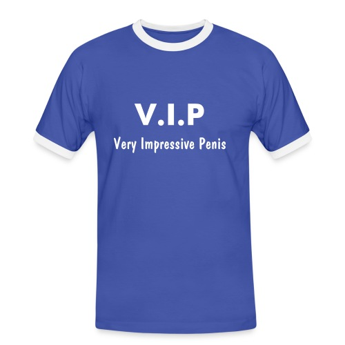 V.I.P - Men's Ringer Shirt