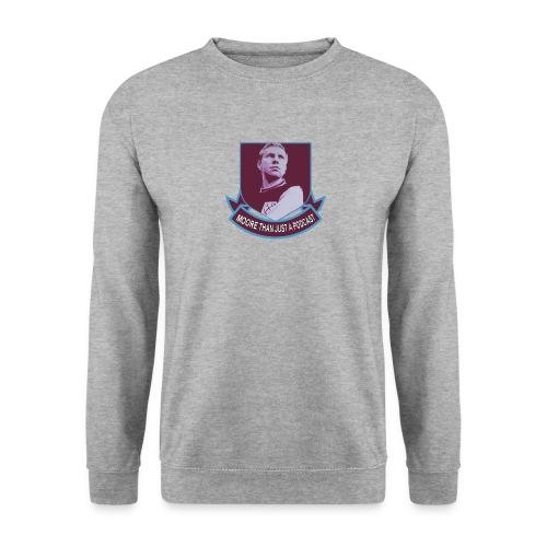 MTJAP Logo Sweatshirt - Moore Than Just A Podcast - Men's Sweatshirt