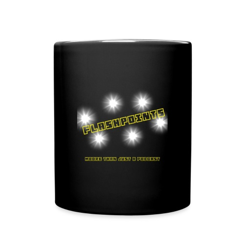 FLASHPOINTS Mug - Moore Than Just A Podcast - Full Colour Mug