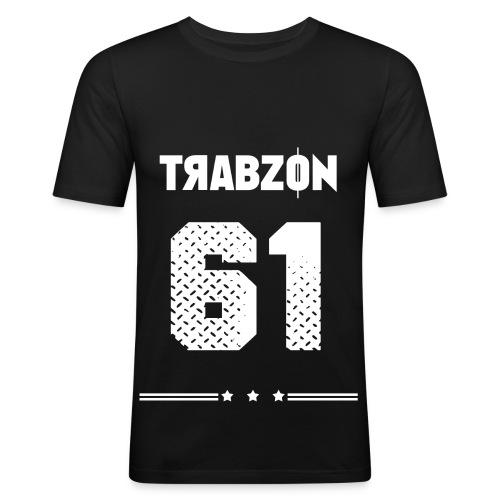 TRABZON - 61 - Herren - Männer Slim Fit T-Shirt