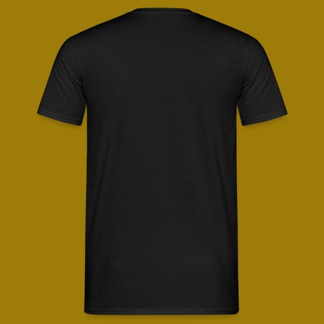 T-shirt classica Uomo QueensHunter Fluo