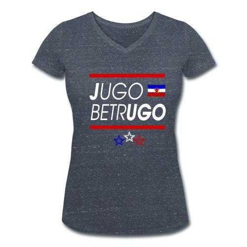 Jugo Betrugo (Frauen) - Frauen Bio-T-Shirt mit V-Ausschnitt von Stanley & Stella