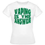 Tee shirts ~ Tee shirt Femme ~ The answer