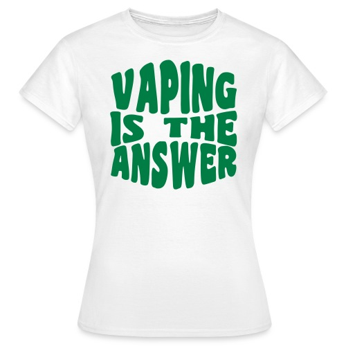 The answer - T-shirt Femme