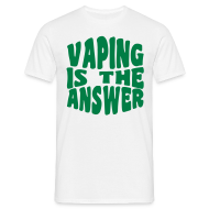 Tee shirts ~ Tee shirt Homme ~ The answer