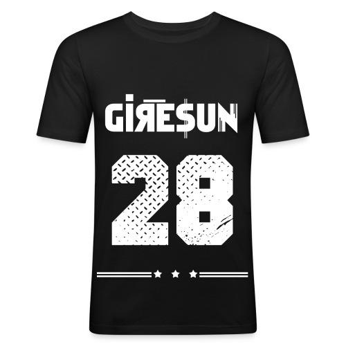 GIRESUN - 28 -Herren - Männer Slim Fit T-Shirt