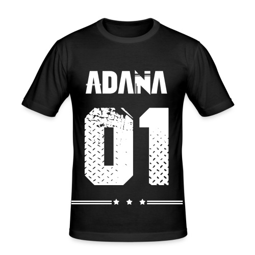 ADANA - 01 -Herren - Männer Slim Fit T-Shirt