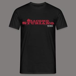Sturiano member - Männer T-Shirt