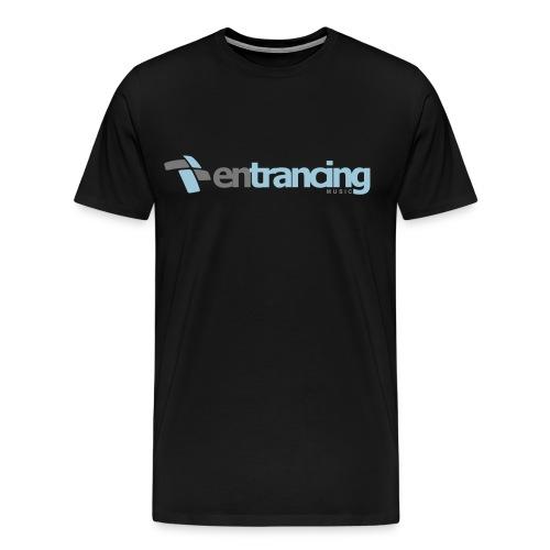 Shirt colored logo - Männer Premium T-Shirt