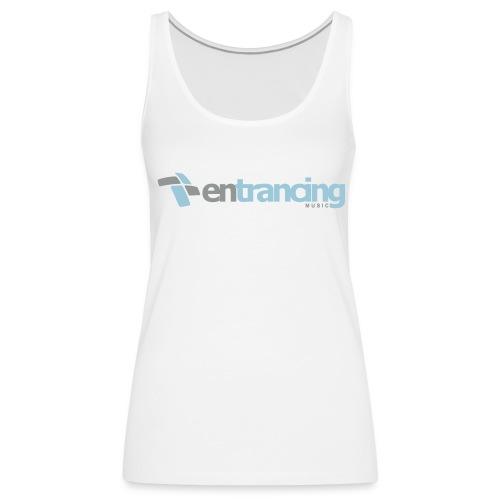 Tank Top premium colored logo - Frauen Premium Tank Top