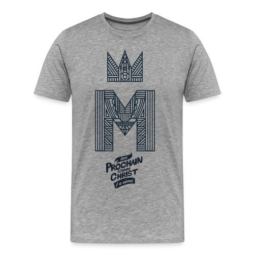 M ton prochain | par Flow - T-shirt Premium Homme