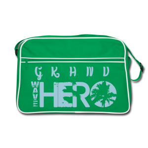 Grand Wave Hero - Retro Tasche
