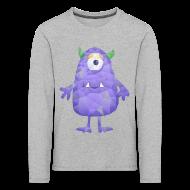Langarmshirts ~ Kinder Premium Langarmshirt ~ Artikelnummer 101560330