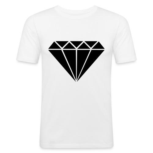 Hipter shirt - Männer Slim Fit T-Shirt