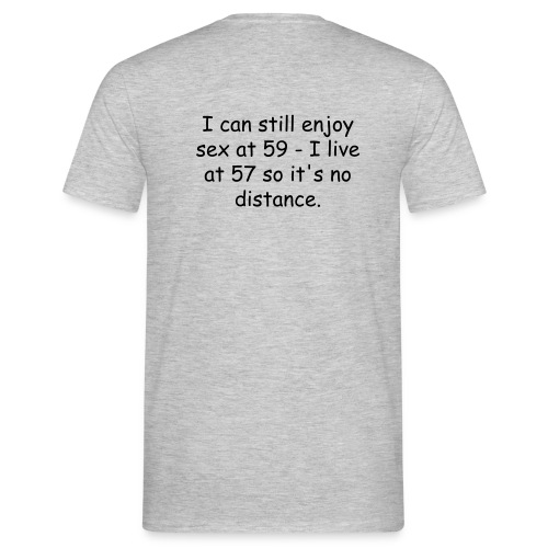 Age related - Men's T-Shirt