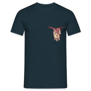 Classic Dark Blue - Männer T-Shirt