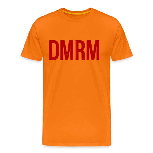 DMRM Full White on Back