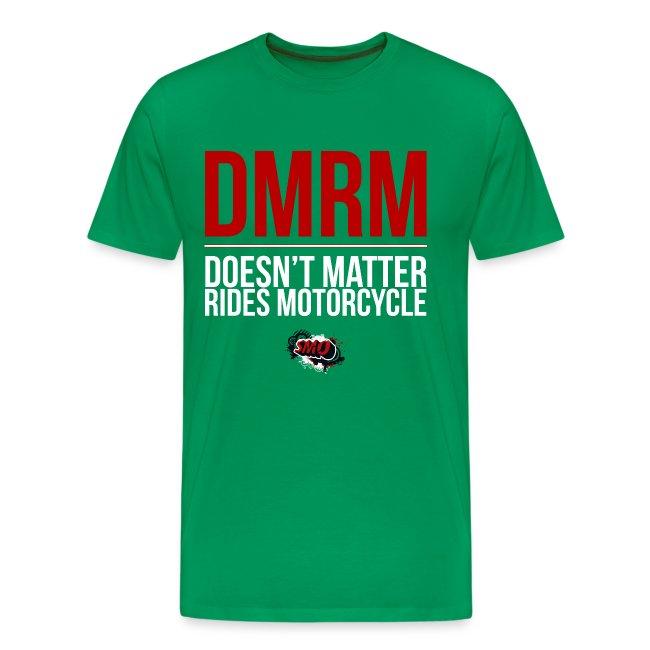 DMRM Full White