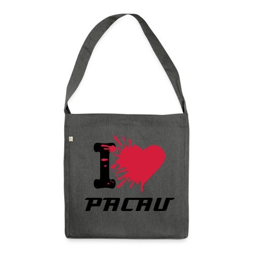 Pacau Shoulder Bag - Shoulder Bag made from recycled material