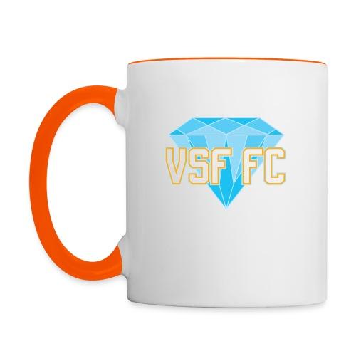 Drikk morgenkaffen fra denne! - Tofarget kopp