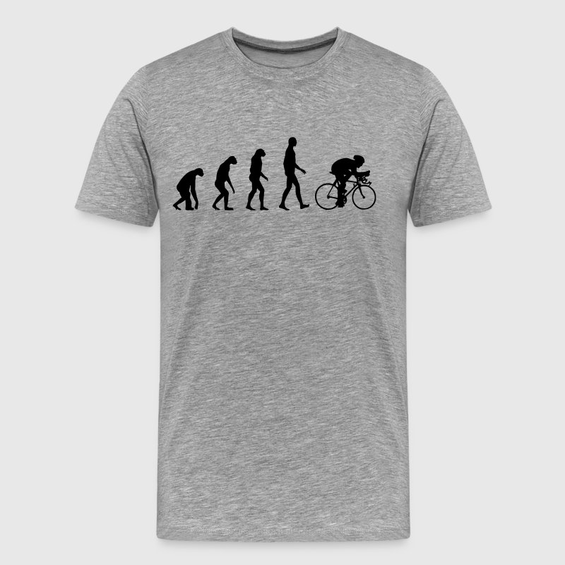 Evolution Bike T-Shirts - Männer Premium T-Shirt