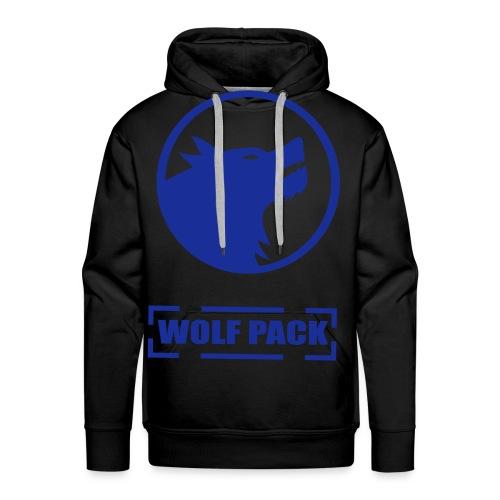 Wolf Pack Jumper (Mens) - Men's Premium Hoodie