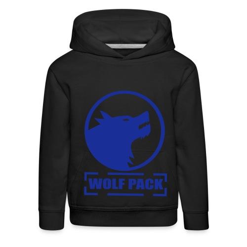 Wolf Pack Jumper (12-14 years) - Kids' Premium Hoodie