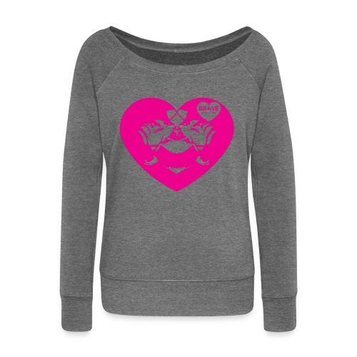 Two Os Are Better Than 1 - Women's Boat Neck Long Sleeve Top