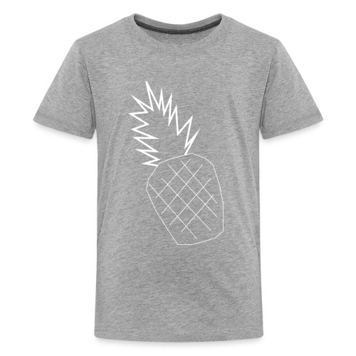 PINEAPPLE TEENS - Teenage Premium T-Shirt