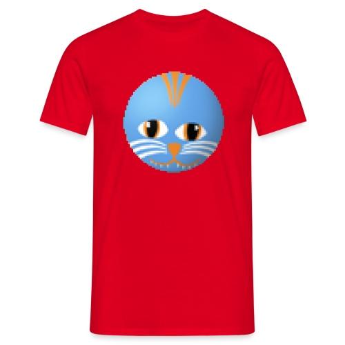 Petriq Cat For Men - Men's T-Shirt